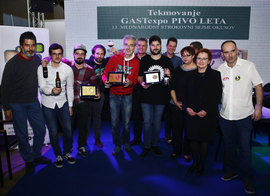Best beer competition award winners