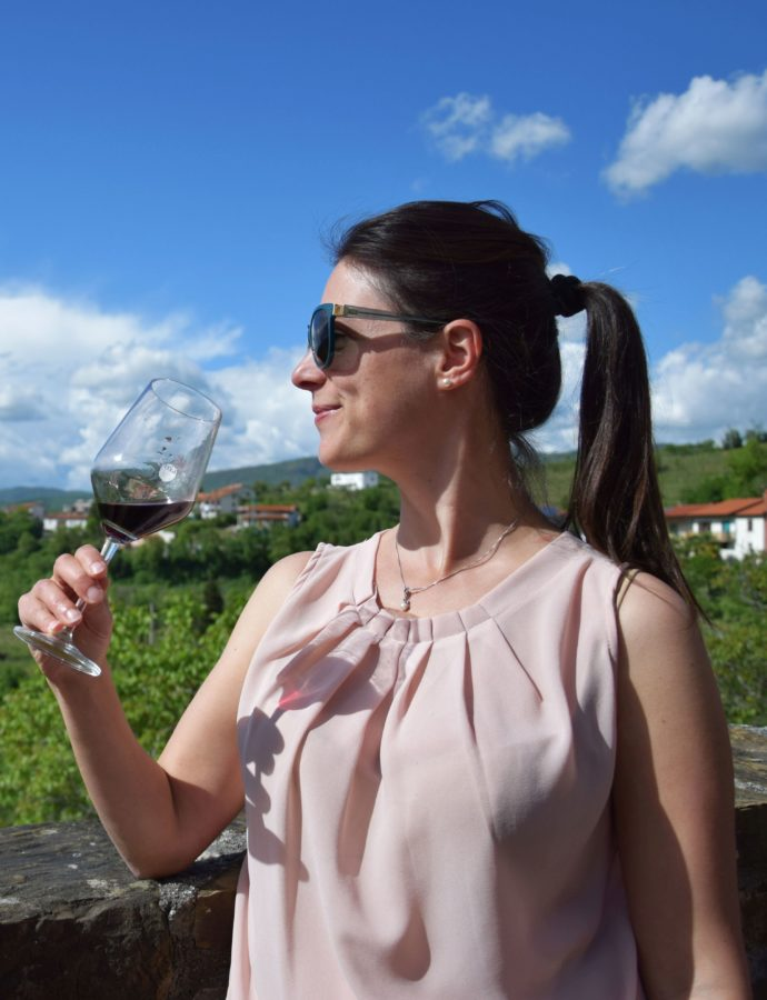 BRDA & VINO | In Honour of Food and Wine in Slovenia's Tuscany #video
