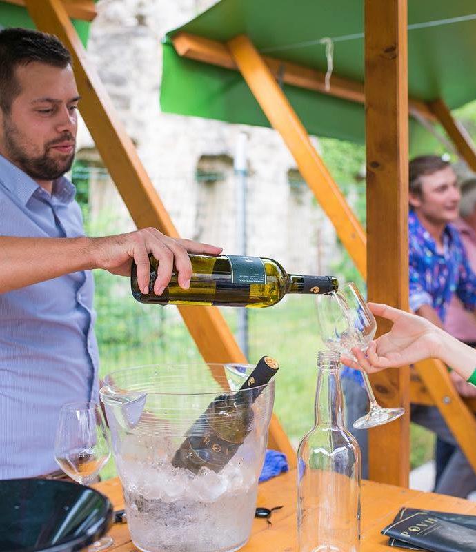 Zelen Wine Festival – Vipavski Križ, Western Slovenia