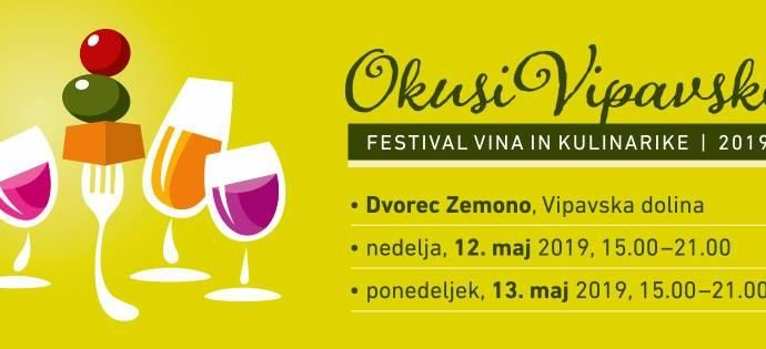 Flavours of Vipava Valley – Okusi Vipavske