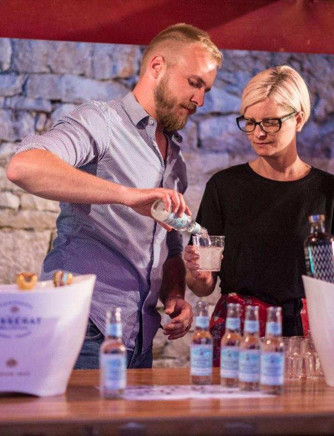 Gin & Brin Festival — Dutovlje, Southwestern Slovenia