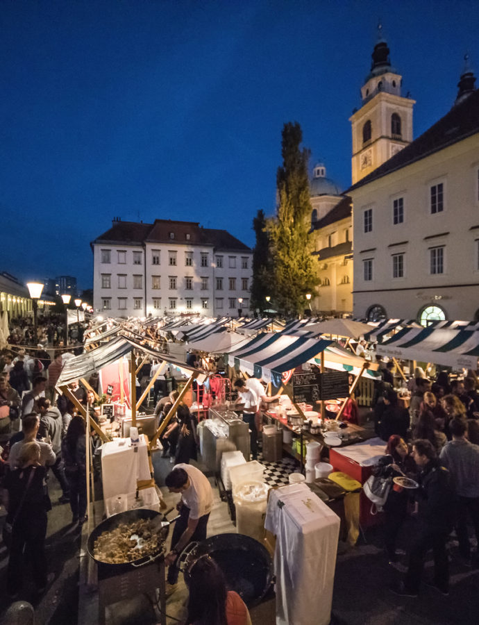 Top Ljubljana Restaurants for 2019