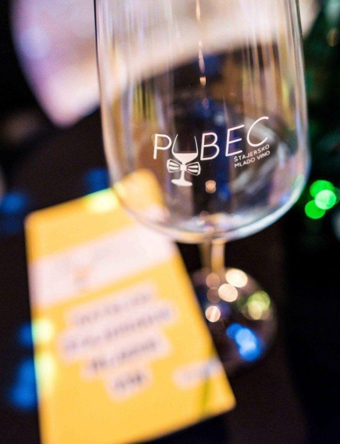 Young Wines Salon 'Pubec' — Ljubljana, Central Slovenia