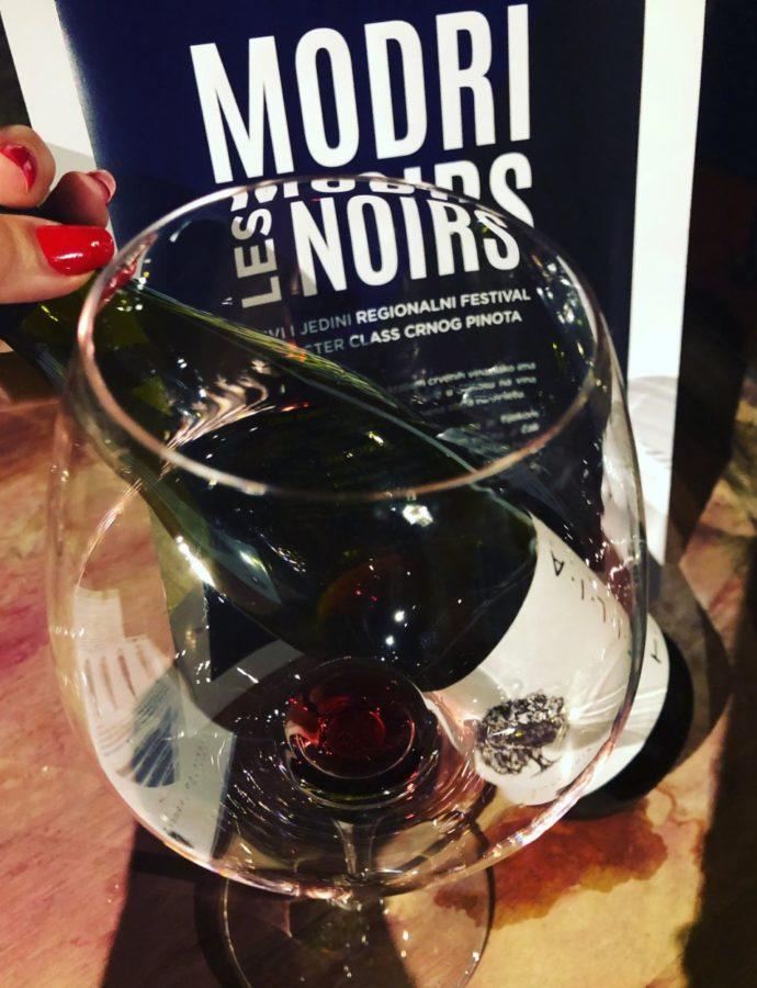 Wine Aromas at Modri Les Noirs | Slovenia's Pinot Noir Wine Festival