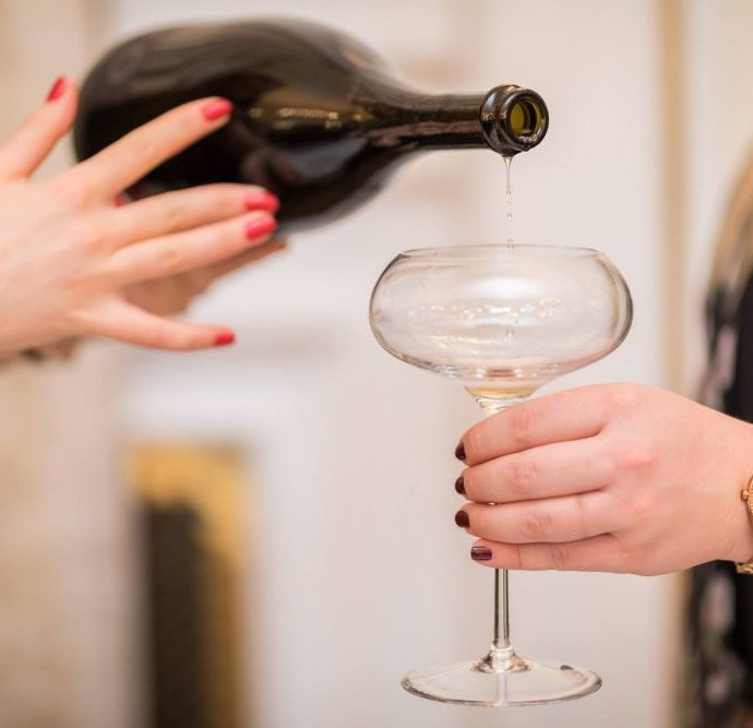 Sparkling Wine Festival — Kempinski Palace Portorož, Southwestern Slovenia