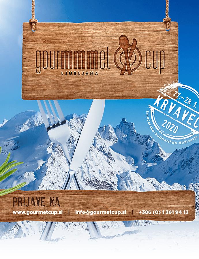 Gourmet Cup Ljubljana