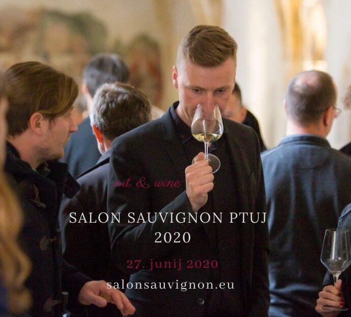 Salon Sauvignon Ptuj 2020 — Ptuj, Northeast Slovenia