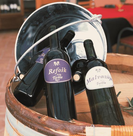 Wine and Garlic Festival – Nova Vas nad Dragonjo, Western Slovenia