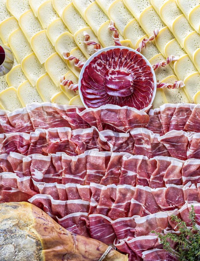 Teran Wine and Prosciutto Festival — Dutovlje, Southwestern Slovenia