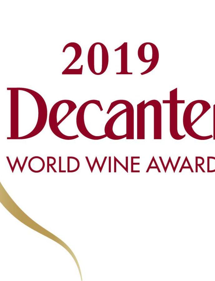 2019 Decanter World Wine Awards Salon — Brdo, Northwestern Slovenia