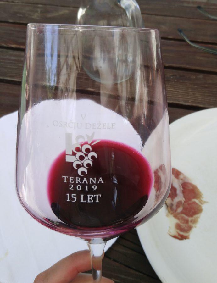 Slovenia Celebrates With Teran