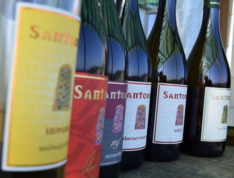 Wines by Santomas winery