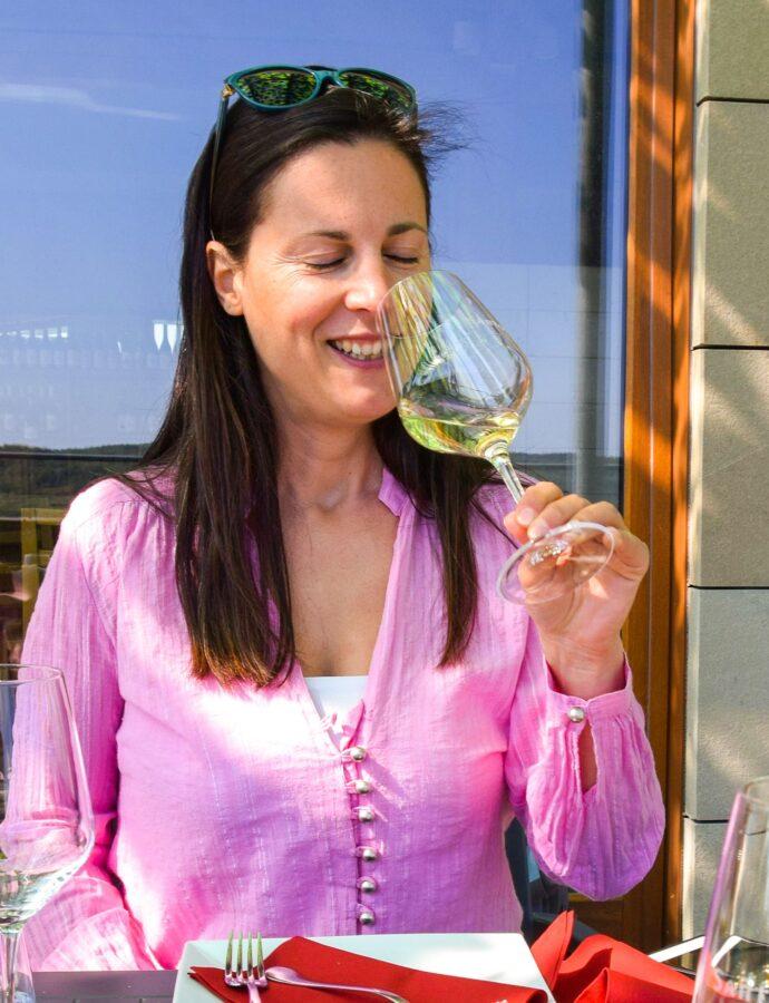 My 1st Onsite Wine Tasting in 2021: Santomas Winery (Slovene Istria)