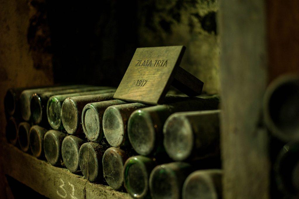 Zlata Trta, the oldest Slovenian wine, can be found in Ptujska Klet Ptuj Wine Cellar