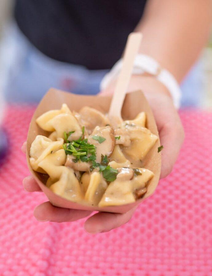Festival of Traditional Slovene Idrija Dumplings (Žlikrofi) — Idrija