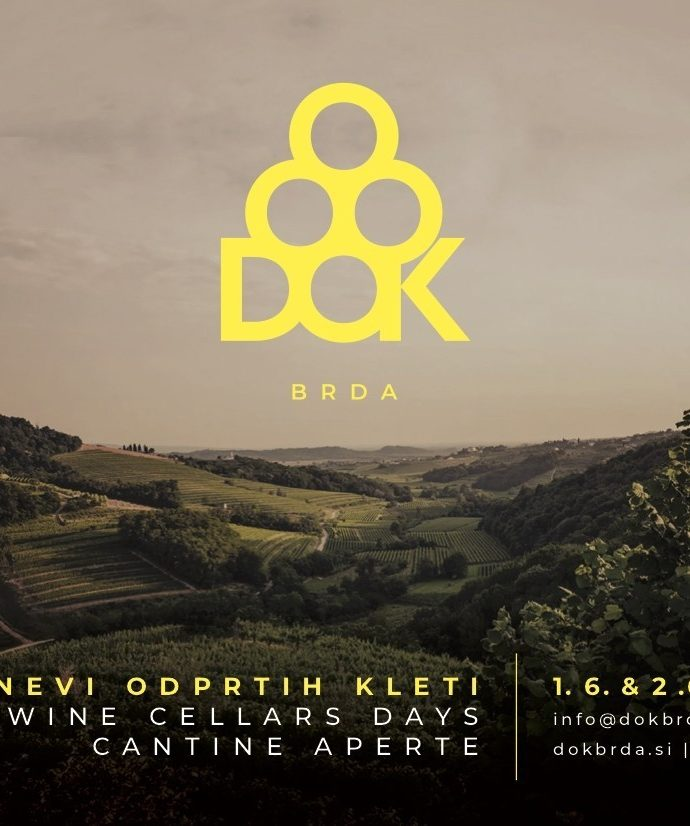 Open Wine Cellars Day in Brda, Western Slovenia
