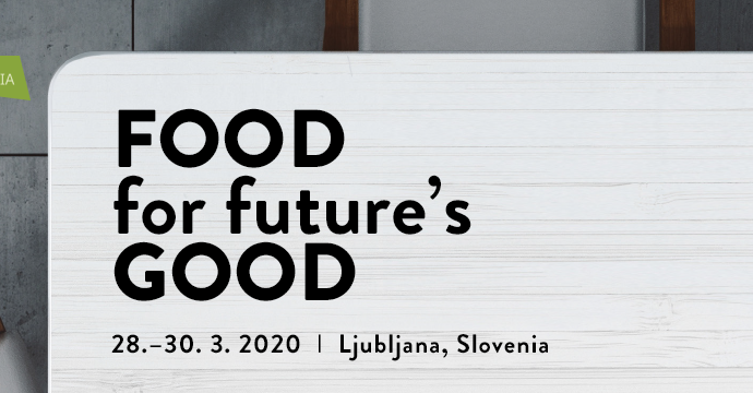 European Food Summit 2020 — Ljubljana, Central Slovenia