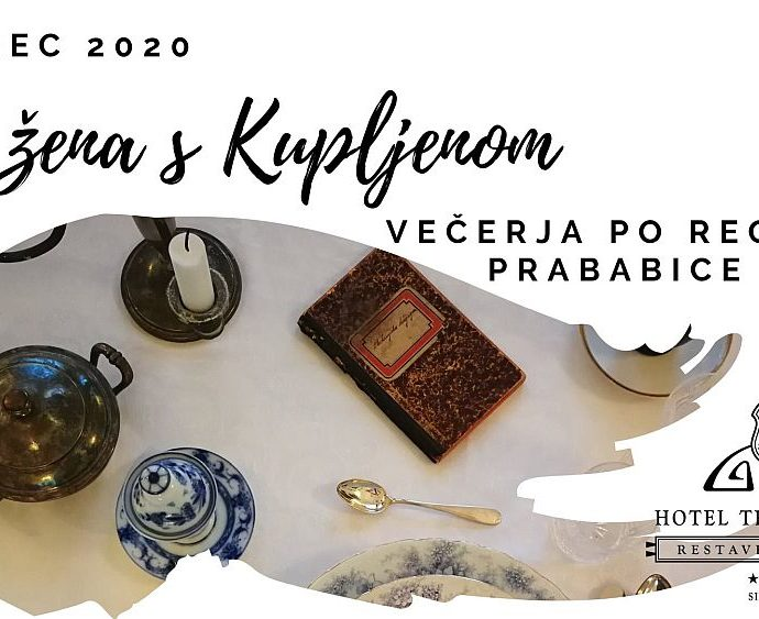 Dinner in Style 1906 Food & Wine Pairing — Hotel Triglav & Restaurant 1906 Bled, Northwest Slovenia