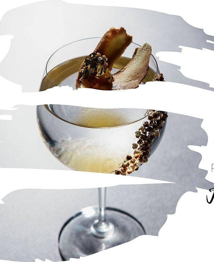 Food & Gin Pairing — Hotel Triglav & Restaurant 1906 Bled, Northwest Slovenia
