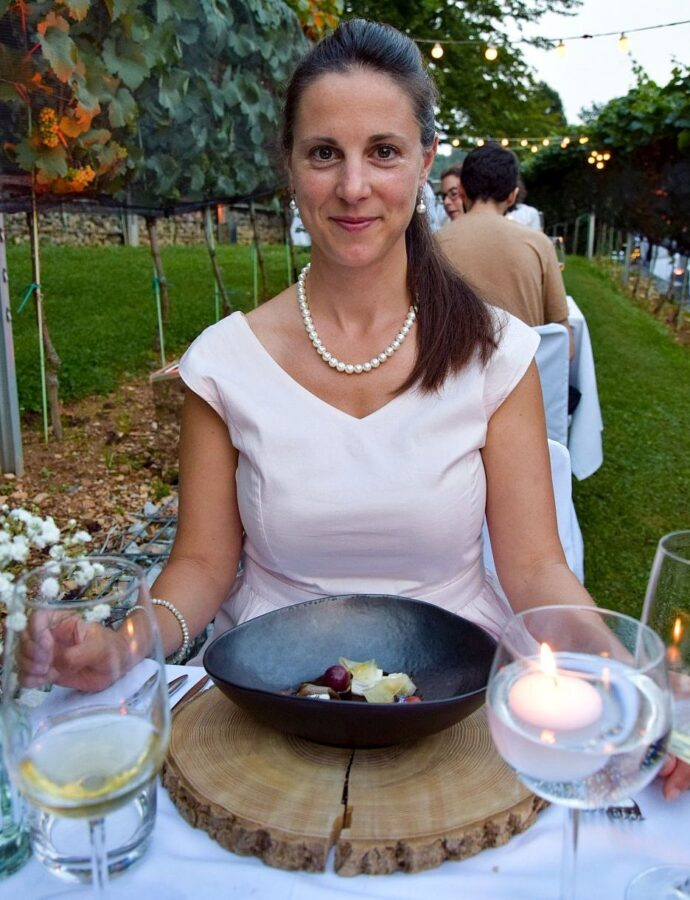 Romantic Dinner at Ljubljana Castle Vineyard by Strelec Restaurant