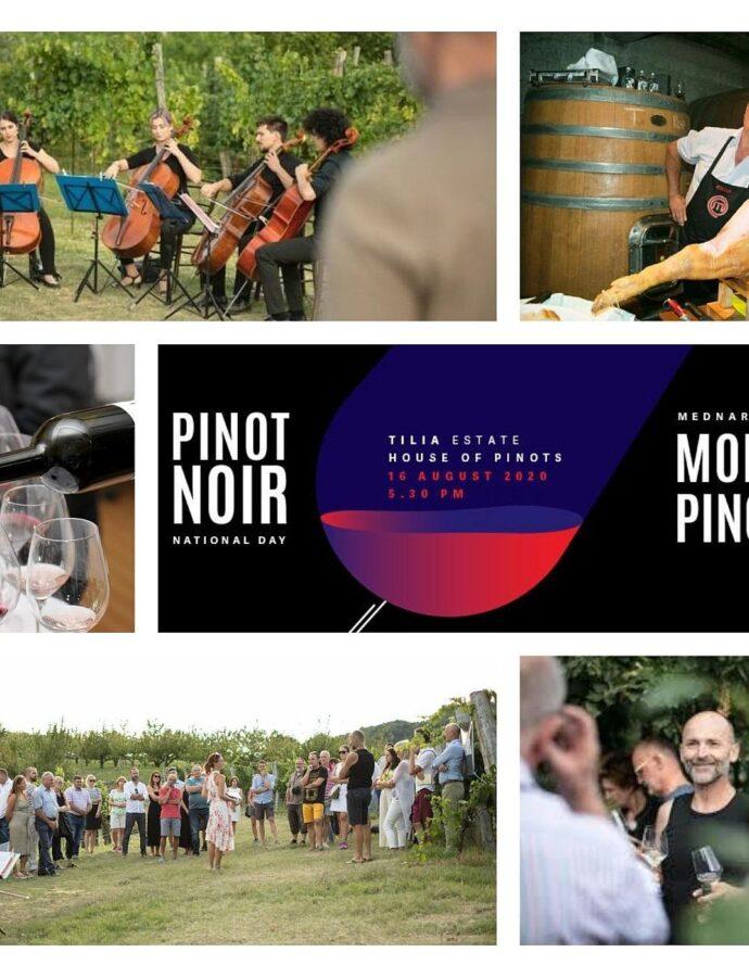 International Pinot Noir Day — TILIA Estate House of Pinots, Vipava Valley